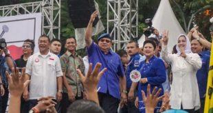 SBY Hadiri Konser Patgulipat Deddy-Dedi