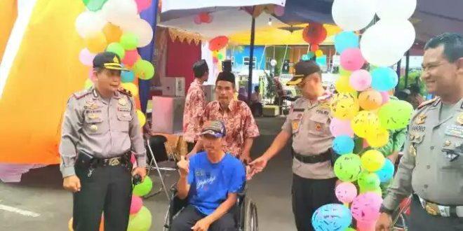 TPS Percontohan Ramah Penyandang Disabilitas
