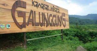 3 Intansi Kelola Gunung Galunggung, Jadi Alasan Banyaknya Pungutan
