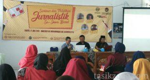 Geser Berita Hoax, MPI Muhammadiyah Jabar Gelar Pelatihan Jurnalistik