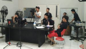 Suasana Syuting Private Audition The Voice Indonesia GTV di Tasikmalaya