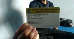 KPP Pratama Akan Buka Layanan Pembuatan NPWP Di Kantor Kecamatan Cihideung