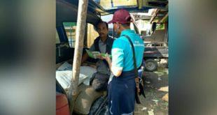 Pedagang Pasar Singaparna Antusias Ikut Kepesertaan BPJS Ketenagakerjaan