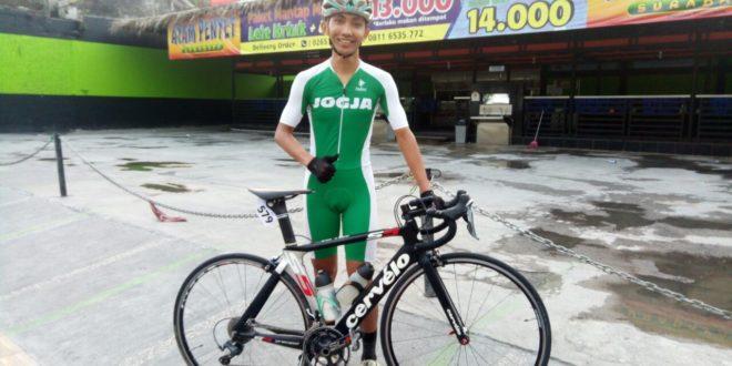 Tidak Diperhatikan Pemkot, Atlet Sepeda Asli Tasik Pilih Kota Jakarta Dalam Kejurnas