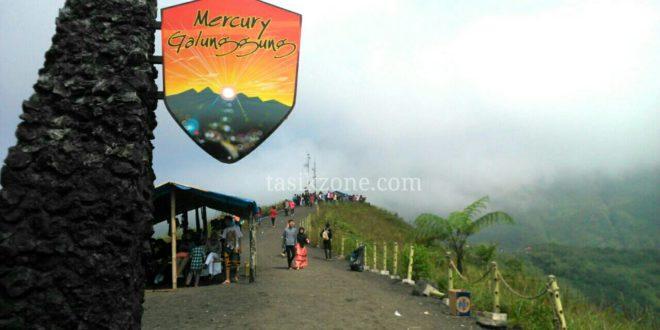 Wisata Gunung Galunggung Sepi, Netizen, Banyak Bayar Sampai Kurang Fasilitas
