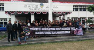 GIBAS Kota Tasik Dukung KPK Usut Tuntas Dugaan Tindak Pidana Korupsi