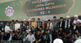 Inilah Rekomendasi Hasil Kongres Mujahidin Ke-V