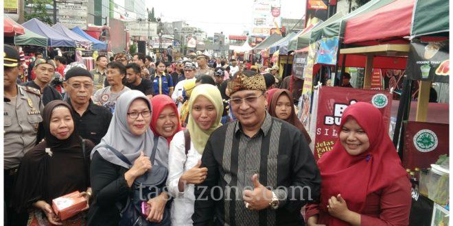 Yudafest Ajang Tahunan Tampilkan Potensi Wisata Tasikmalaya
