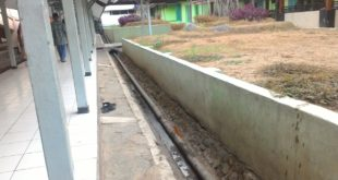 Pasien RSUD DR Soekardjo Keluhkan Pipa Pembuangan Bocor Keluarkan Bau