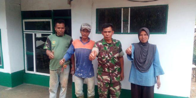 TMMD Diapresiasi Warga Tanjungjaya