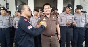 Agar Tidak Loyo Tangani Kasus Korupsi, GAZA Indonesia Berikan Jamu Kuat Kepada Penegak Hukum