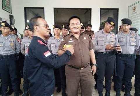 Agar Tidak Loyo Tangani Kasus Korupsi, GAZA Indonesia Berikan 'Jamu Kuat' Kepada Penegak Hukum