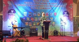 Ketua Umum APEKSI, Minta Walikota Se-Indonesia Bisa Tiru Kota Tasik Adakan Kerjasama Dengan Jepang