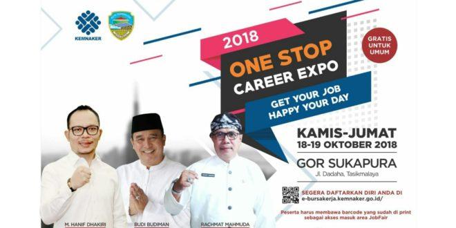 Masih Mencari Kerja, Persiapkan Berkas Lamaran Ikuti Job Fair Terbesar Di Kota Tasik