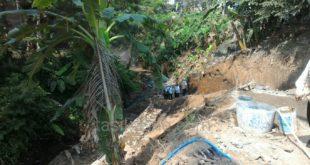 Pekerjaan Infrastuktur Irigasi Asal-Asalan, Wawali Intruksikan Bongkar