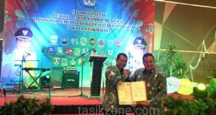 Pemkot Tasik dan Pemkot Yogyakarta Lakukan MOU Disektor Pariwisata dan UMKM