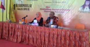 Pemuda Pancasila Kabupaten Tasikmalaya Siap All Out Dukung Hj Sariamaya Manggung Di Senayan
