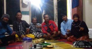Relawan Barisan Ssrimaya, Serap Aspirasi Di Desa Sukasenang
