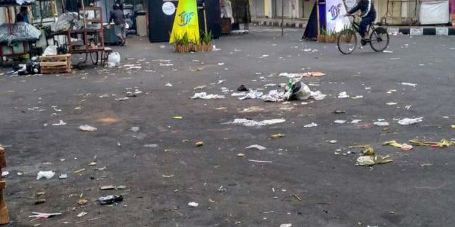 Tasik Oktober Festival 2018, Kini Viral Dimedsos Dengan Tumpukan Sampah