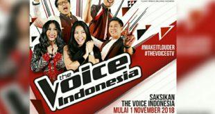 The Voice Indonesia Segara Tayang Di GTV