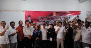 DPC Gerindra Kota Tasik, Sambut Baik Silaturahmi KPU