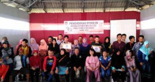 KPU Kota Tasik Sosialisasikan Pemilu 2019 Ke Pemilih Disabilitas