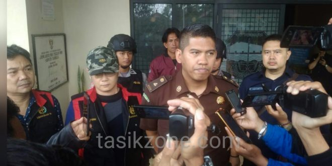 Kejati Jabar Geledah Dinas PUPR Kabupaten Tasikmalaya