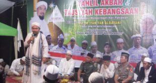Peringati Hari Pahlawan, DPW FPI Kota Tasik Gelar Tahlil Akbar dan Tausiyah Kebangsaan