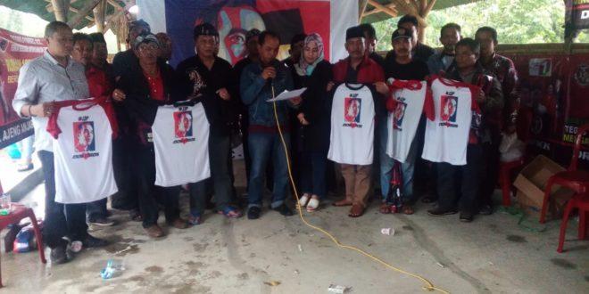 Anton Charliyan Deklarasi Dukung Jokowi