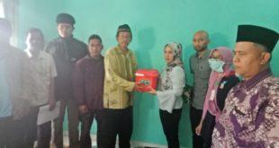 Deklarasi Desa Siaga Donor Mata di Desa Tenjowaringin, Kabupaten Tasikmalaya