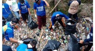 Isi Tahun Baru, Komunitas Ini Kampanye Kebersihan