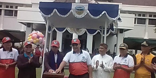 Kota Tasik Jadi Tuan Rumah Tenis Piala Pengadilan Tinggi Agama Jabar