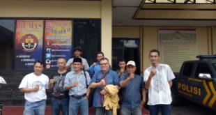 Nanang Nurjamil Penuhi Panggilan Kepolisian