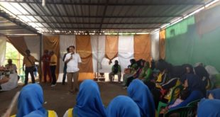 Peringati Hari Ibu, Yayasan Nurul Cendikia Gelar Lomba Senam
