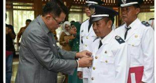 Bupati Tasik Lantik Kepala Desa PAW dan Penjabat Kepala Desa