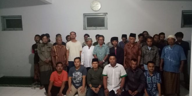 Deklarasi Tasik Bangkit Untuk Oleh Soleh dan Arief Rahmat