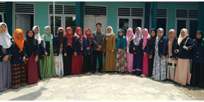 Mahasiswa Prodi PGMI STAI Tasik,Kunjungi SLB Yayasan Bahagia