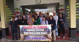 Usai Datangi PUPR, Public Center Desak Polres Tasik Kota Tertibkan Penambang Pasir Ilegal