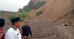 Wagub Jabar Sidak Penambangan Pasir Di Kota Tasik