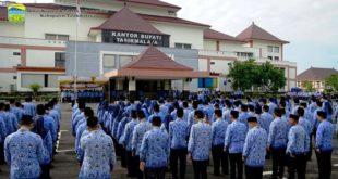 Hari Kesadaran Nasional Dijadikan Momen ASN Untuk Mengembangkan Semangat Patriotisme Kebangsaan