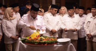 Prabowo Sebagai Pejuang Politik, Kita Berjuang untuk Memperbaiki Kehidupan Rakyat dan Bangsa