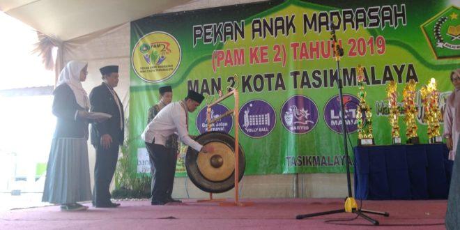 Ajang Rekrut Siswa Berprestasi, MAN 2 Kota Tasik Gelar Pekan Anak Madrasah