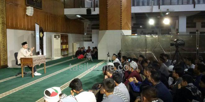 Mabit Akbar Bersama Muzammil, Doakan Jamaah Yang Akan USBN