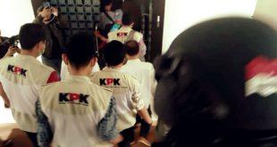 KPK Geledah Ruang Kerja Walikota Tasikmalaya