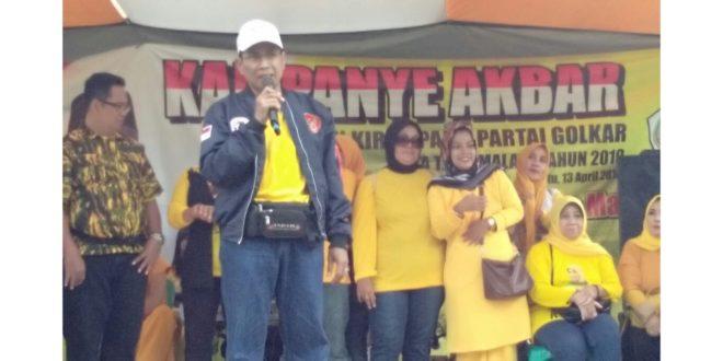 Masa Tenang, Yusuf Himbau Kader Golkar Tidak Kampanye Dimedsos