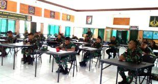 Anggota TNI AD Ini Ikuti Acara Conselling To Coaching
