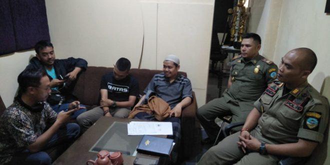 Public Center Dorong Satpol PP Kota Tasik Lebih Berani Tegakan Perda