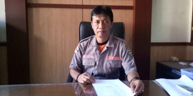 BPBD Kabupaten Tasikmalaya Masih Menunggu Keputusan Provinsi Dalam Penetapan Musim Kemarau