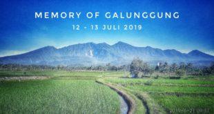 Memory Of Galunggung