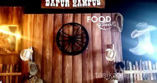 Dapur Kampus Depan Universitas Siliwangi Sajikan Konsep Country Style